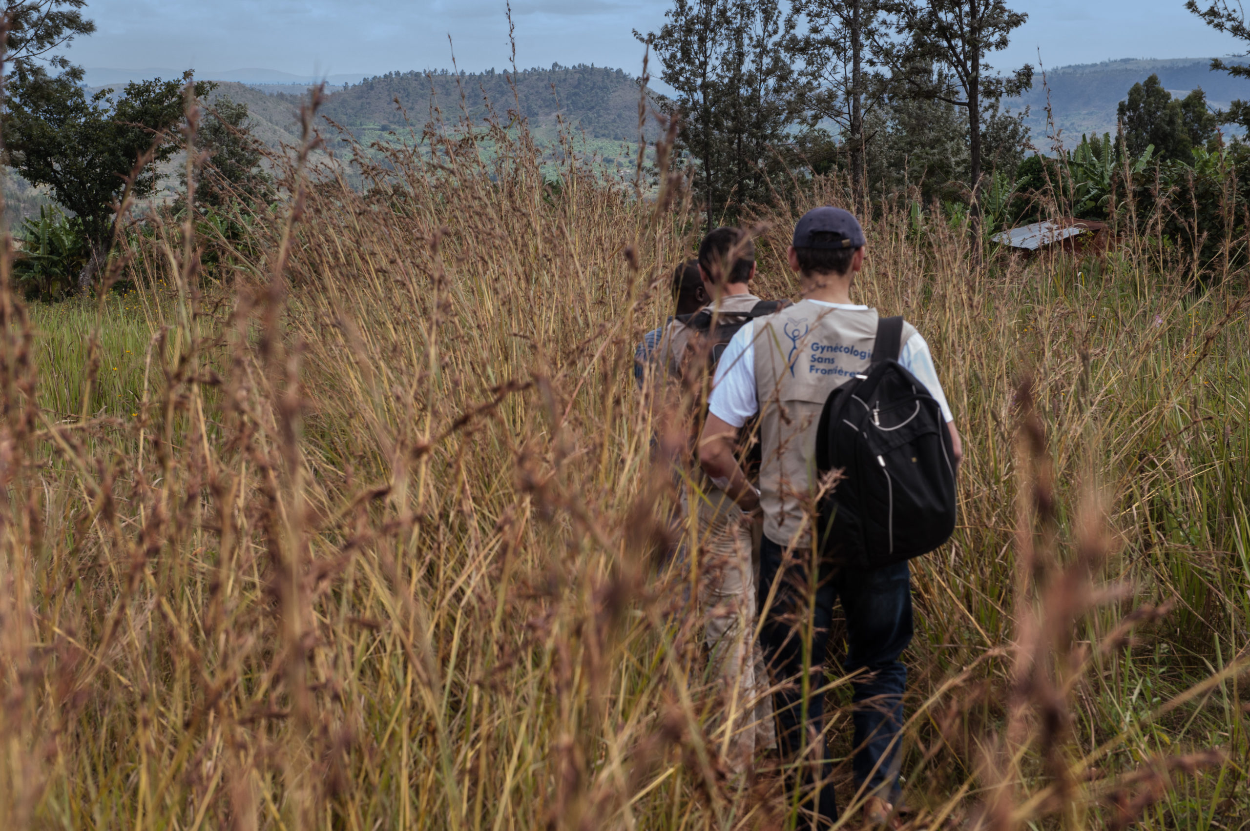 Le Burundi à travers champ