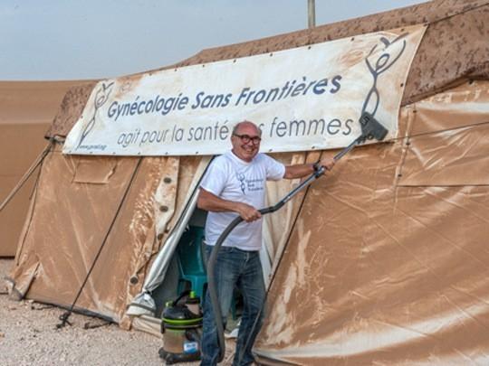 Rétrospective : 25 ans de missions Gynécologie Sans Frontières