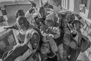 Les enfants de la Maison Shalom. (Ruyigi - Burundi) octobre 2013..
