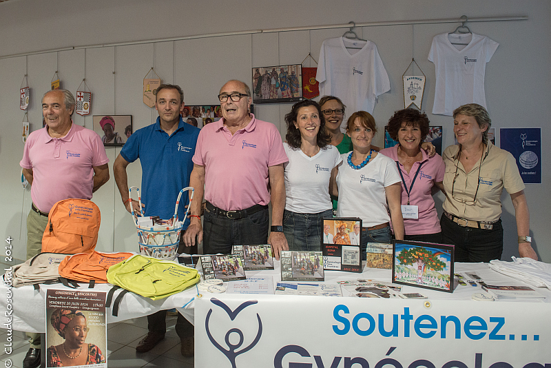 Stand GSF Draguignan 2014