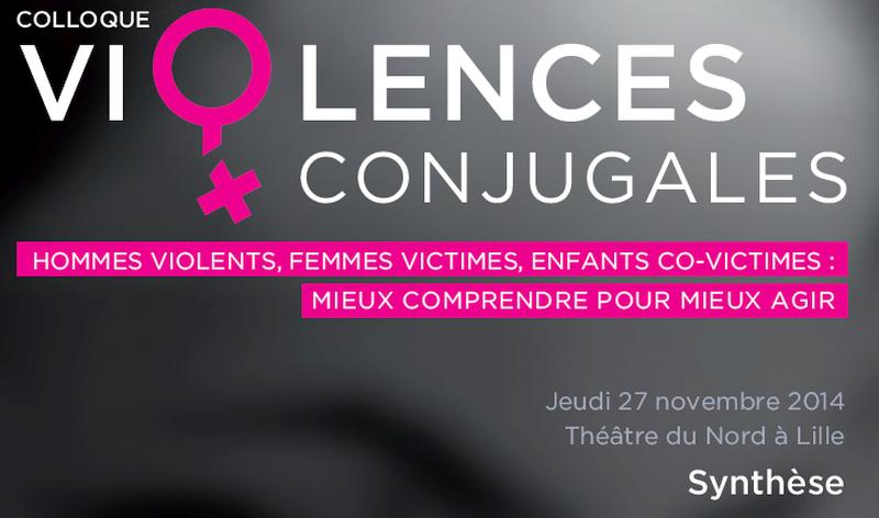 Actes du Colloque VFF de Lille, organisé par le CD59, le 27 nov 2014