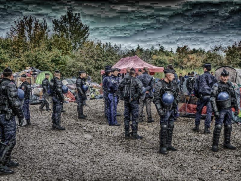 Rapports de Justice et du Défenseur des Droits sur le territoire de Calais