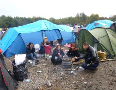 Lettre ouverte pour venir en aide aux Femmes et Enfants des Camps de la Honte