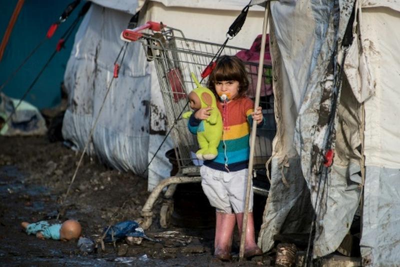 Projet narratif  : Camps de «Réfugiés Migrants» Nord & Pas-de-calais