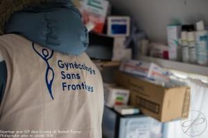 Reportage pour GSF dans le camp de Norrent Fontes.