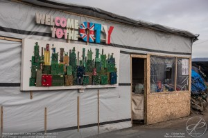 Reportage pour GSF. Camp de Calais.