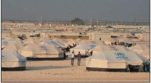 Témoignage : Lettres de Laurence – Camp de Zaatari Novembre 2012.