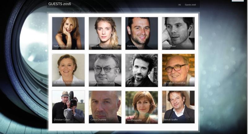 L'homme qui répare les Femmes – Président de GSF – NYC – USA – Focus on french cinema.