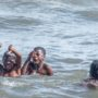 Baignade Lac Tanganica