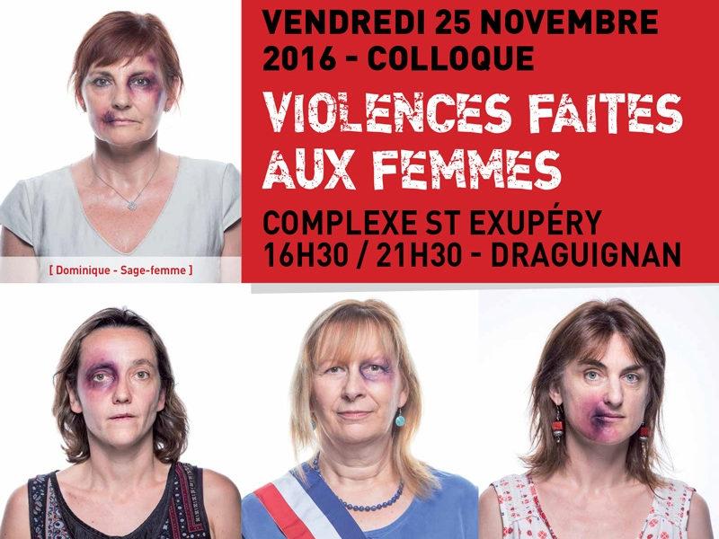 Colloque VFF – Draguignan – 25 Novembre 2016
