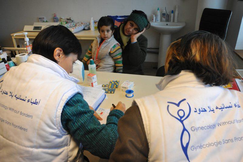CAMPARIS : Appel aux Sages Femmes et Gynécologues Franciliens