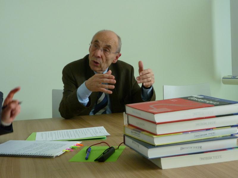 Jacques LANSAC le père de la Gynécologie Obstétrique