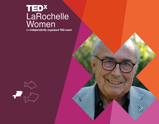 Le Président de GSF au TEDxLaRochelleWomen