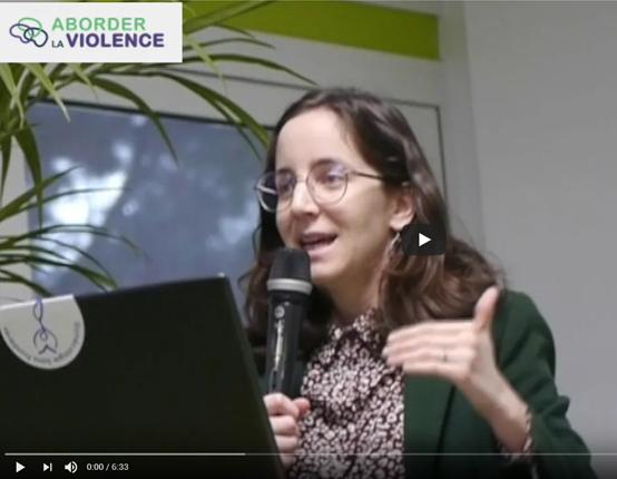 Les stratégies d'agresseurs par Mathilde Delespine
