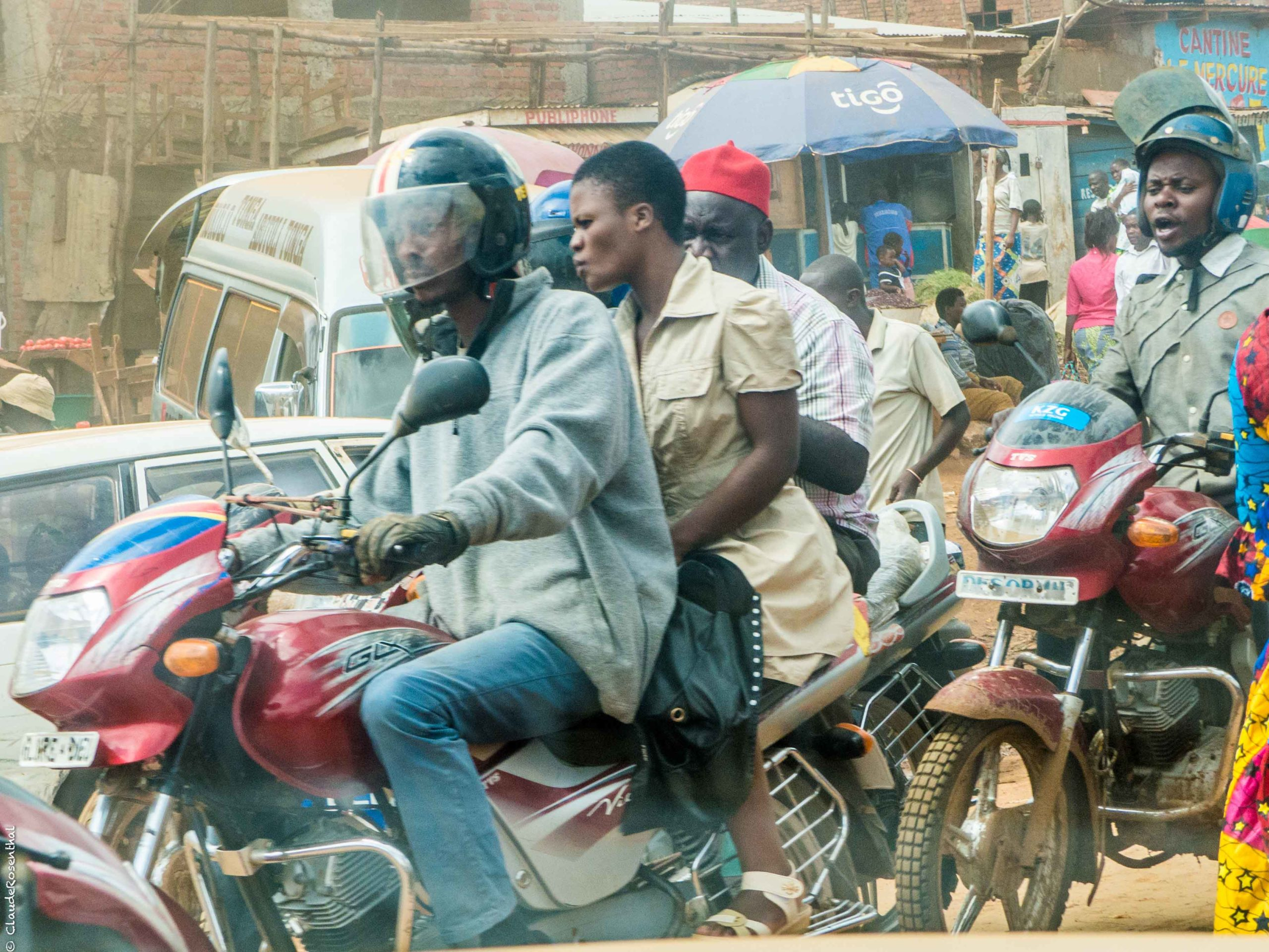 Circulation Bukavu