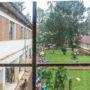 Cour de l'Hôpital Panzi