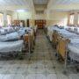 Lits d'hospitalisation