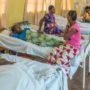 Patientes hospitalisées