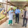 Visite Hôpital Panzi