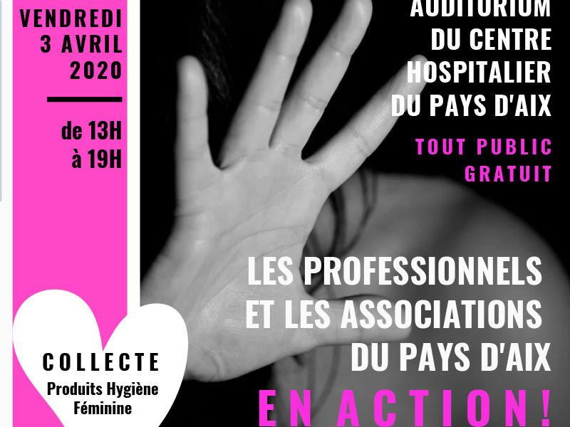 [REPORTE] Colloque VFF – Pays d'Aix