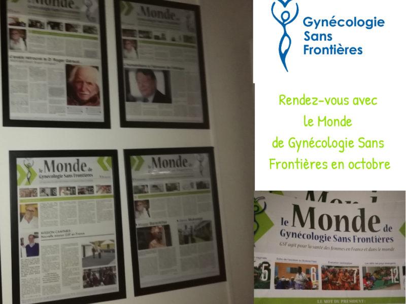 [Reporté] Le Monde de GSF N°12