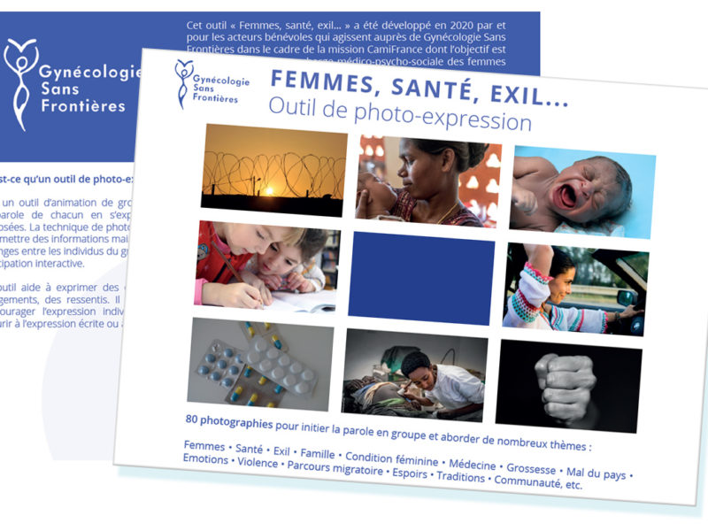Photo-expression, un nouvel outil proposé par GSF !