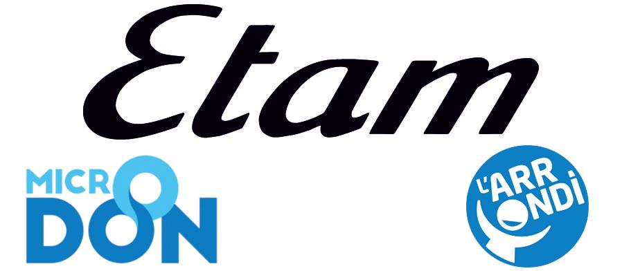 Merci aux salarié.e.s du Groupe ETAM et à MicroDON !