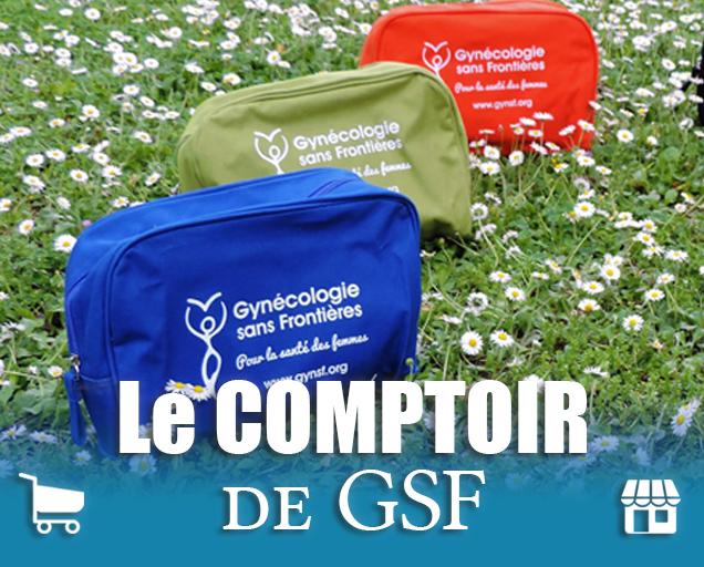 E-SHOP pour soutenir GSF, c'est par ici !