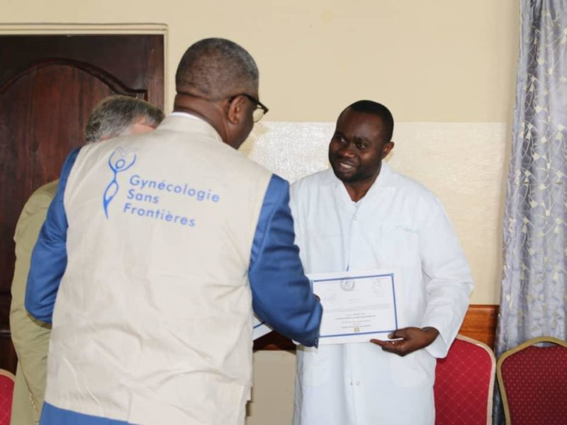 Bukavu – République Démocratique du Congo – Création d'un Diplôme Universitaire en chirurgie vaginale