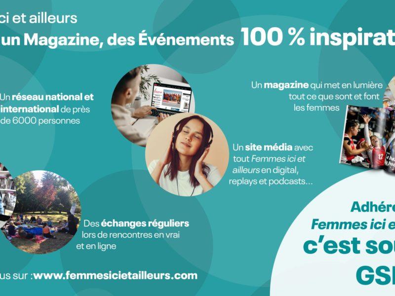 GSF & Femmes ici et ailleurs : un partenariat évident pour les droits des femmes