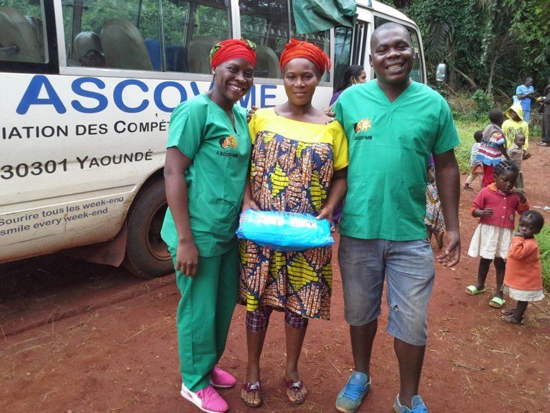 2021 – Reprise des Missions GSF Internationales – Cameroun – Mise en place d'un partenariat GSF-ASCOVIM Cameroun