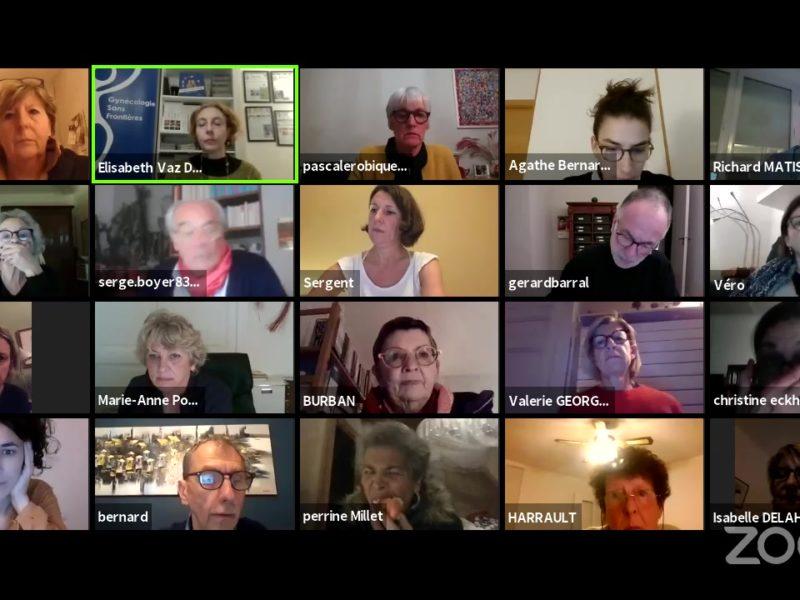 Lancement Plateforme Femmes Exilées France – Le Replay