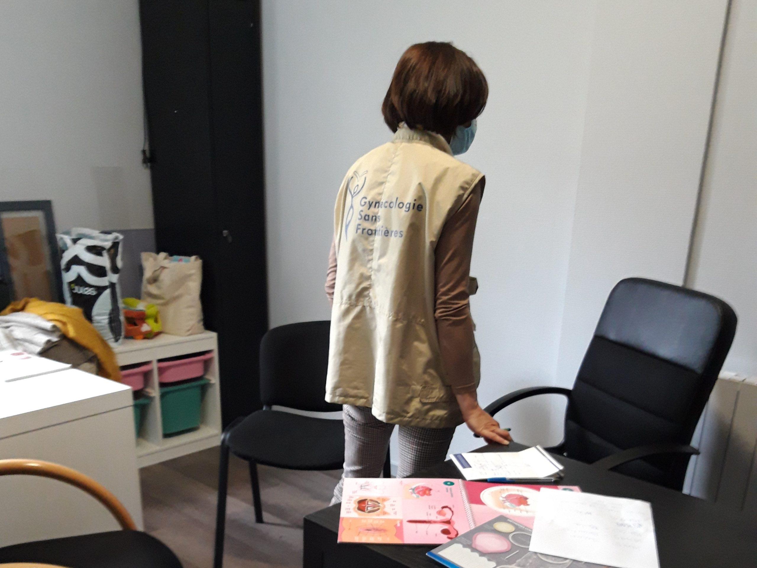 CamiFrance – Actions Bénévoles auprès des femmes exilées et/ou en grande précarité en France