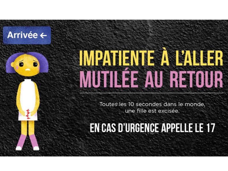 Vacances d'été : une campagne de prévention contre l'excision des jeunes filles