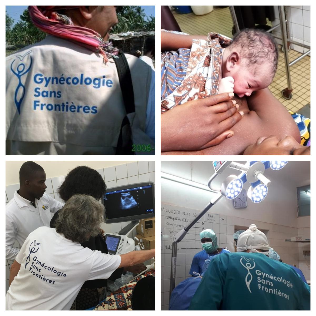 Assemblée Générale annuelle : un nouveau Conseil d'Administration pour Gynécologie Sans Frontières