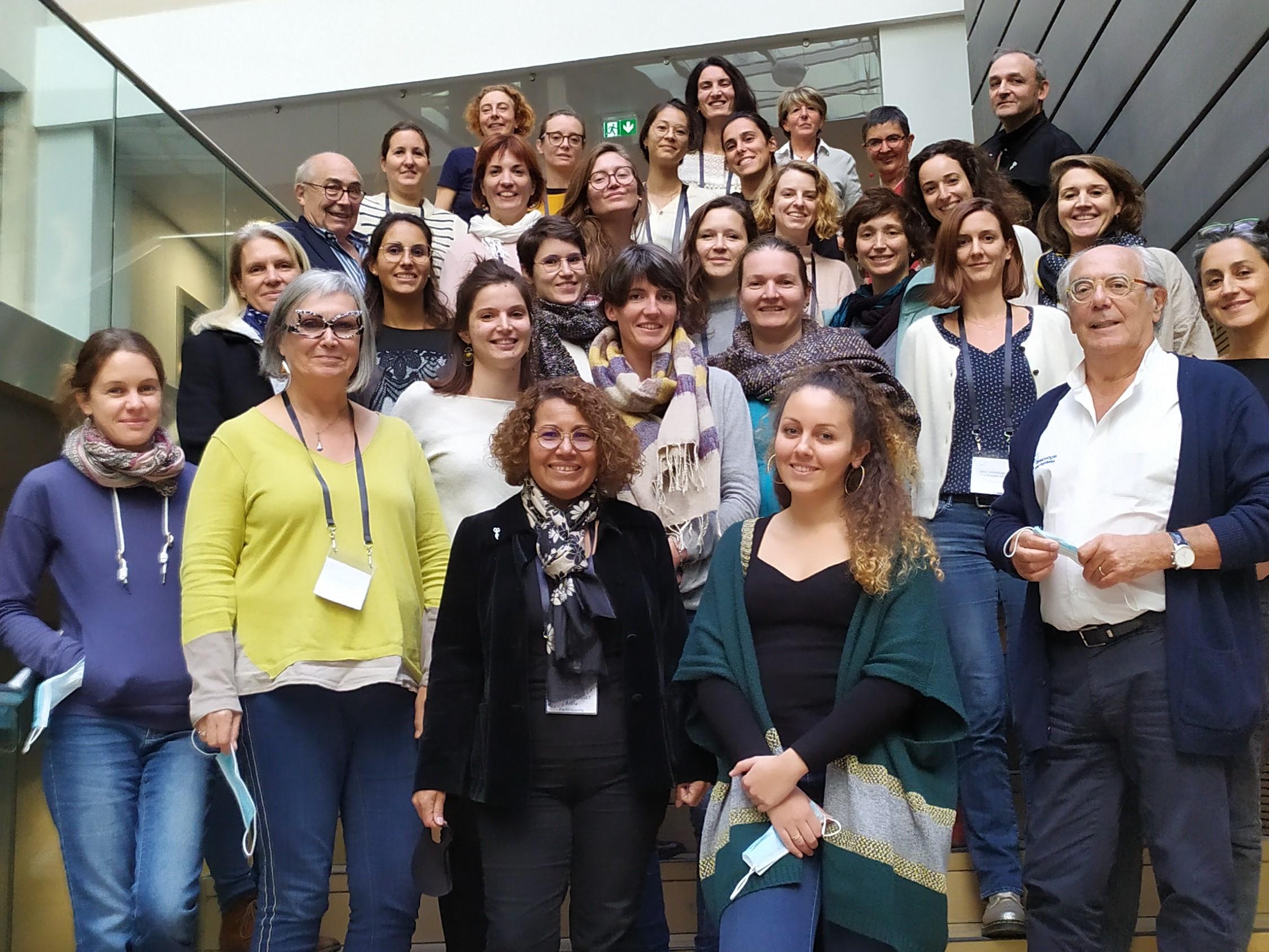 Formation en Gynécologie Obstétrique Humanitaire – La promotion Sonita Alizadeh – du 18 au 22 octobre 2021 – Strasbourg – CMCO Schiltigheim